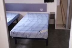Mobilhome Schlafzimmer
