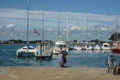 Hafen in Carnac