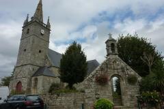 Kirche in Carnac