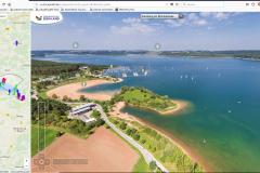 Panorama,+SeenLand,+fränkisches+Seen.Land,+Altmühlsee